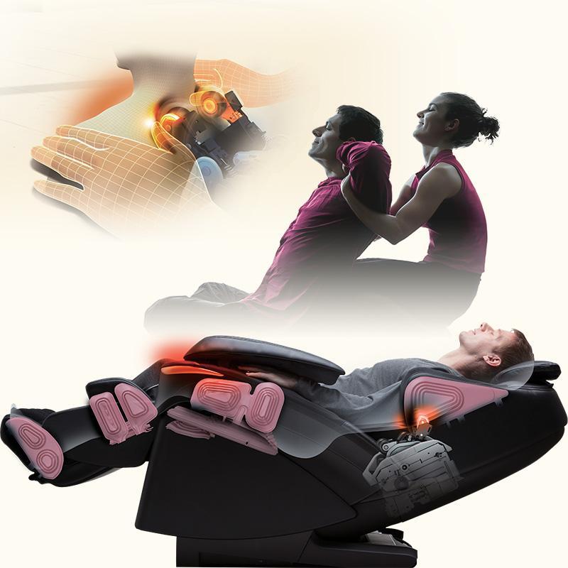Tính năng không trọng lực thư giãn chuyên sâu