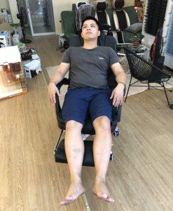 ghế massage văn phòng 2019 ngủ trưa
