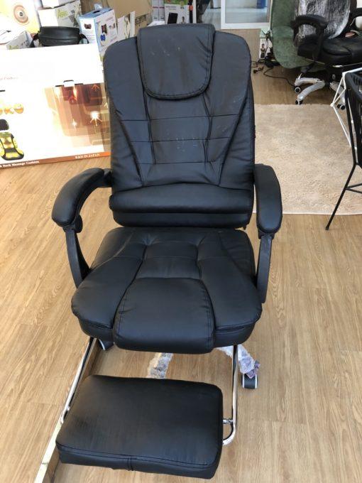 ghế massage văn phòng 2019 chất liệu da cao cấp