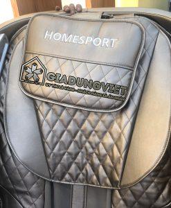 Ghế massage toàn thân Homesport 555 của Nhật