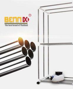 Máy sấy quần áo Bennix nhập Thái 2019 2 tầng