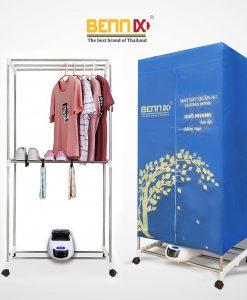 Máy sấy quần áo Bennix nhập Thái 2019
