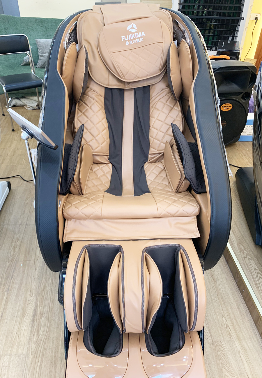 ghế matxa toàn thân Fujikima Sky Pro FJ-A644 chính hãng