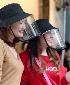 Nón mũ chống dịch virut corona