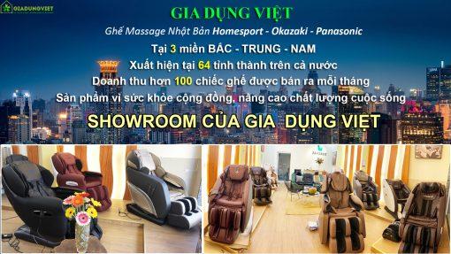 Showroom Gia Dụng Việt 555 Thụy Khuê - Hà Nội