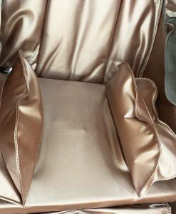 Ghế massage Saporoo 2D 8700 túi khí eo hông