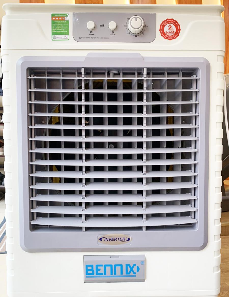 máy làm mát không khí Bennix BN 8500 - Bảng điều khiển