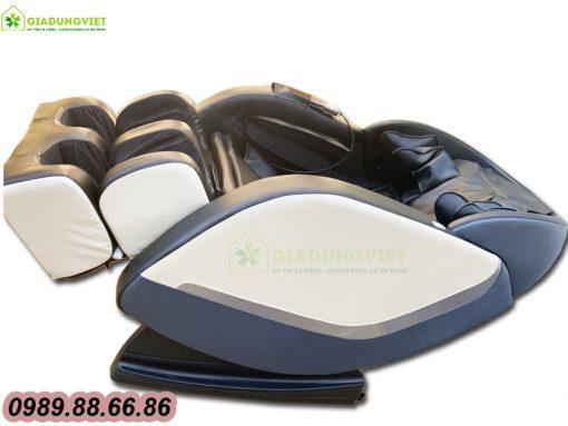 ghế massage Saporoo 8600 tư thế ngả