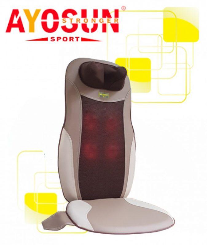 Đệm massage toàn thân Ayosun 2021 Korea