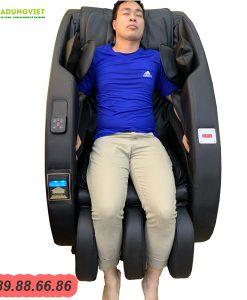 Ghế massage bỏ tiền tự động Saporoo 6803 Nhật Bản