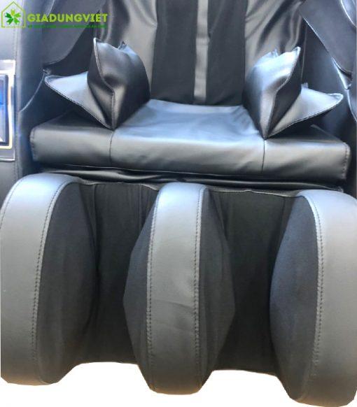 Túi khí bắp chân ghế massage bỏ tiền tự động Saporoo 6803