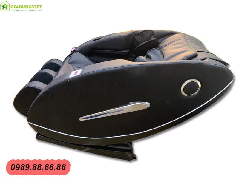 Tư thế ngả ghế massage bỏ tiền tự động Saporoo 6803