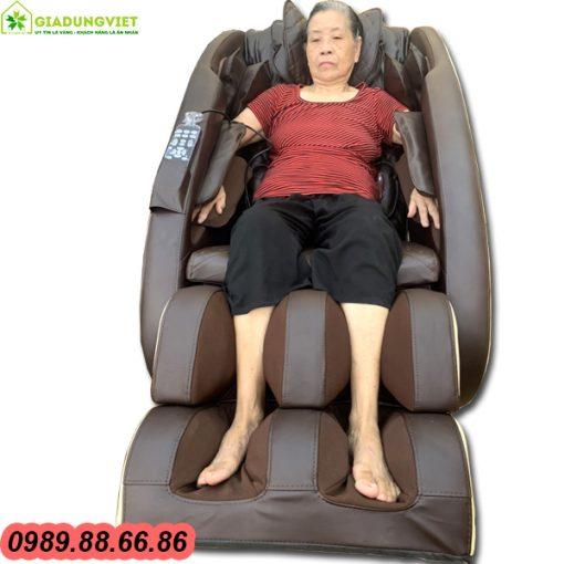 ghế massage Nhật Bản Saporoo 6800