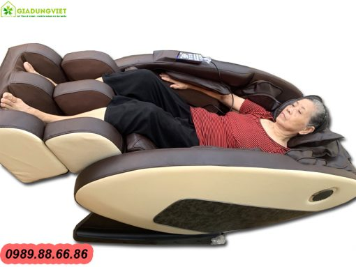 ghế massage Nhật Bản Saporoo 6800 không trọng lực