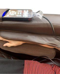 ghế massage Nhật Bản Saporoo 6800 túi khí tay