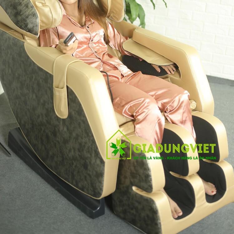 Có nên mua ghế massage toàn thân hồng ngoại không