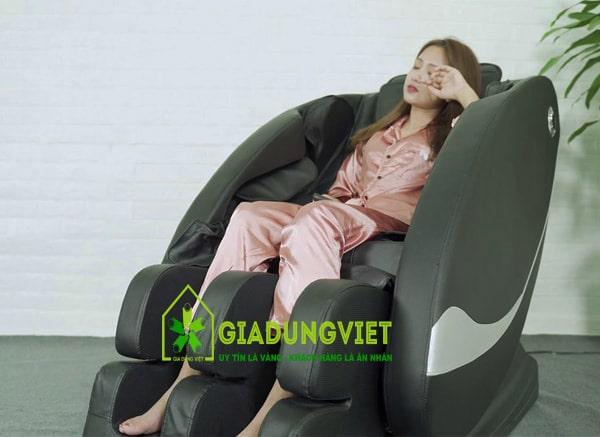 giá ghế massage hồng ngoại khoảng bao nhiêu?