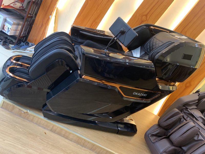 Ghế massage nhật bản Okazaki OS 1000 cao cấp