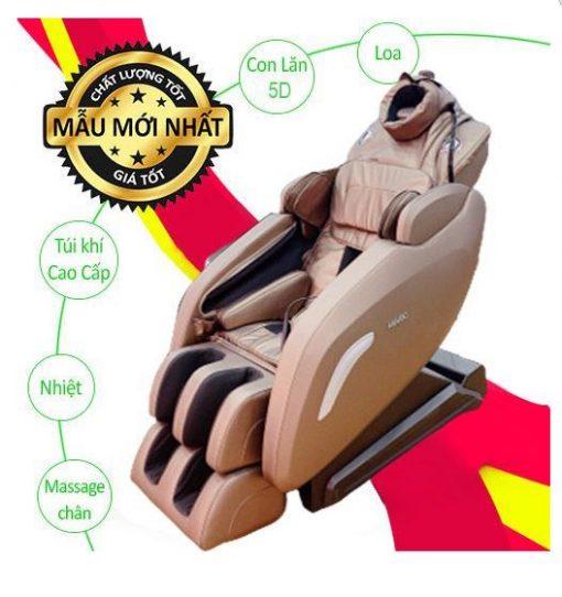 Tư vấn lựa chọn dòng ghế massage nào tốt hiện nay