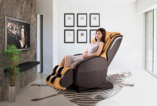 Ghế massage shika 221 điều trị khỏi 99% đau thắt lưng
