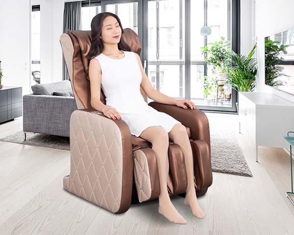 Ghế massage shika sk - 111 nâng cao chất lượng giấc ngủ say