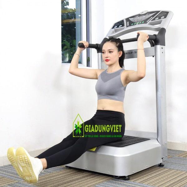 Máy rung massage giảm mỡ mông có hại sức khỏe