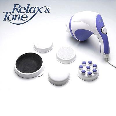Máy massage cầm tay relax và spin tone cao cấp - Nhập Khẩu