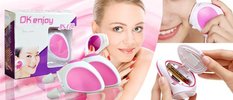 Máy massage mặt giá rẻ sinh học 2in1 Ultra Top Secret