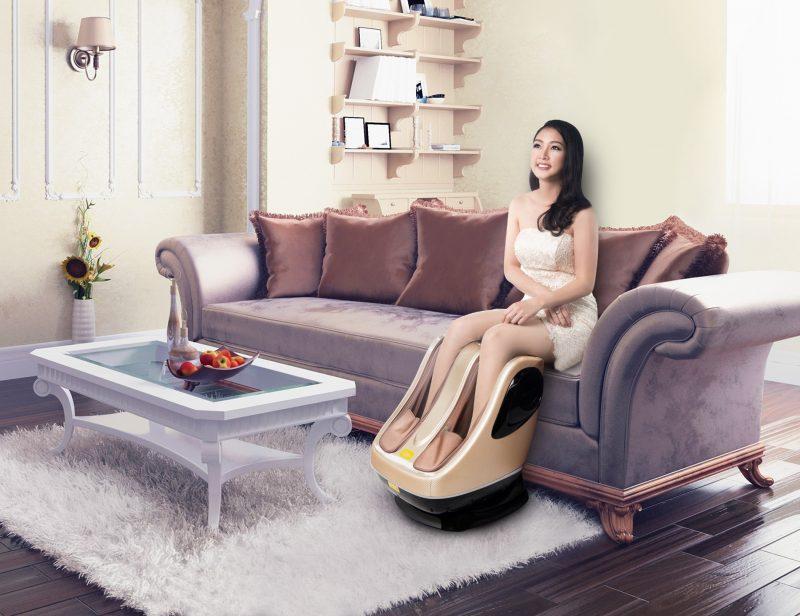 Máy massage chân Okia eShiatsu cao cấp