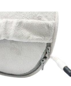 Gối massage Buheung MK-316 New vải nhung