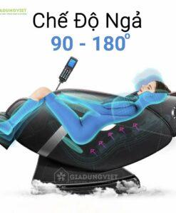 ghế massage Nhật Bản Saporoo 68 không trọng lực
