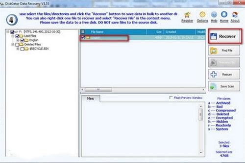 khoi phuc du lieu bang diskgetor data recovery 4 min
