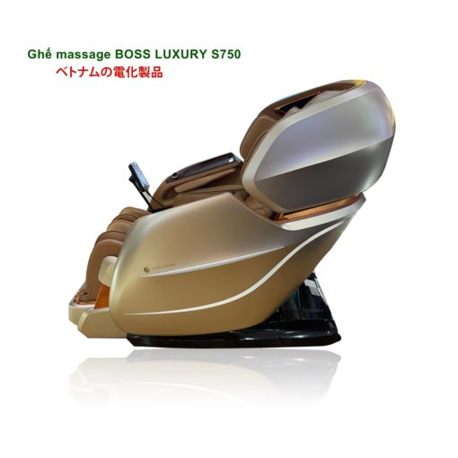 ghe massage boss luxury s750 7