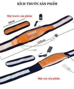 máy đai massage bụng Shika SK-811 kích thích dài