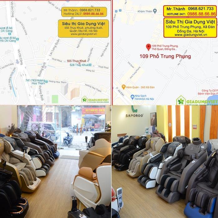 Showroom Gia Dụng Việt 555 Thụy Khuê
