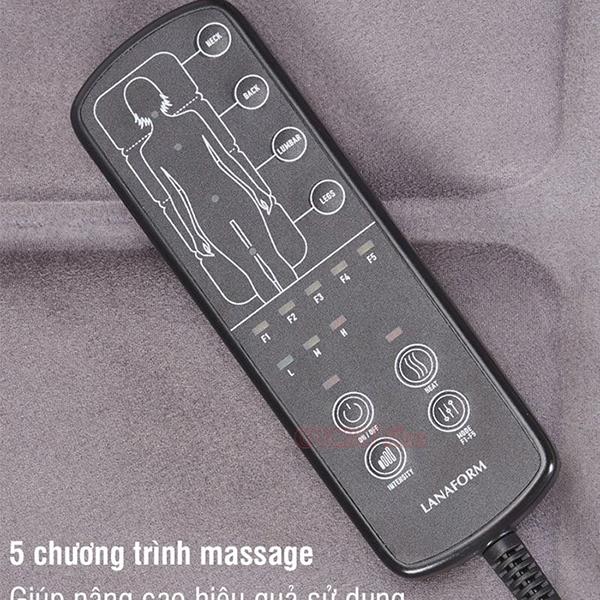 dem massage taon than Lanaform Mattress LA110315 4 min