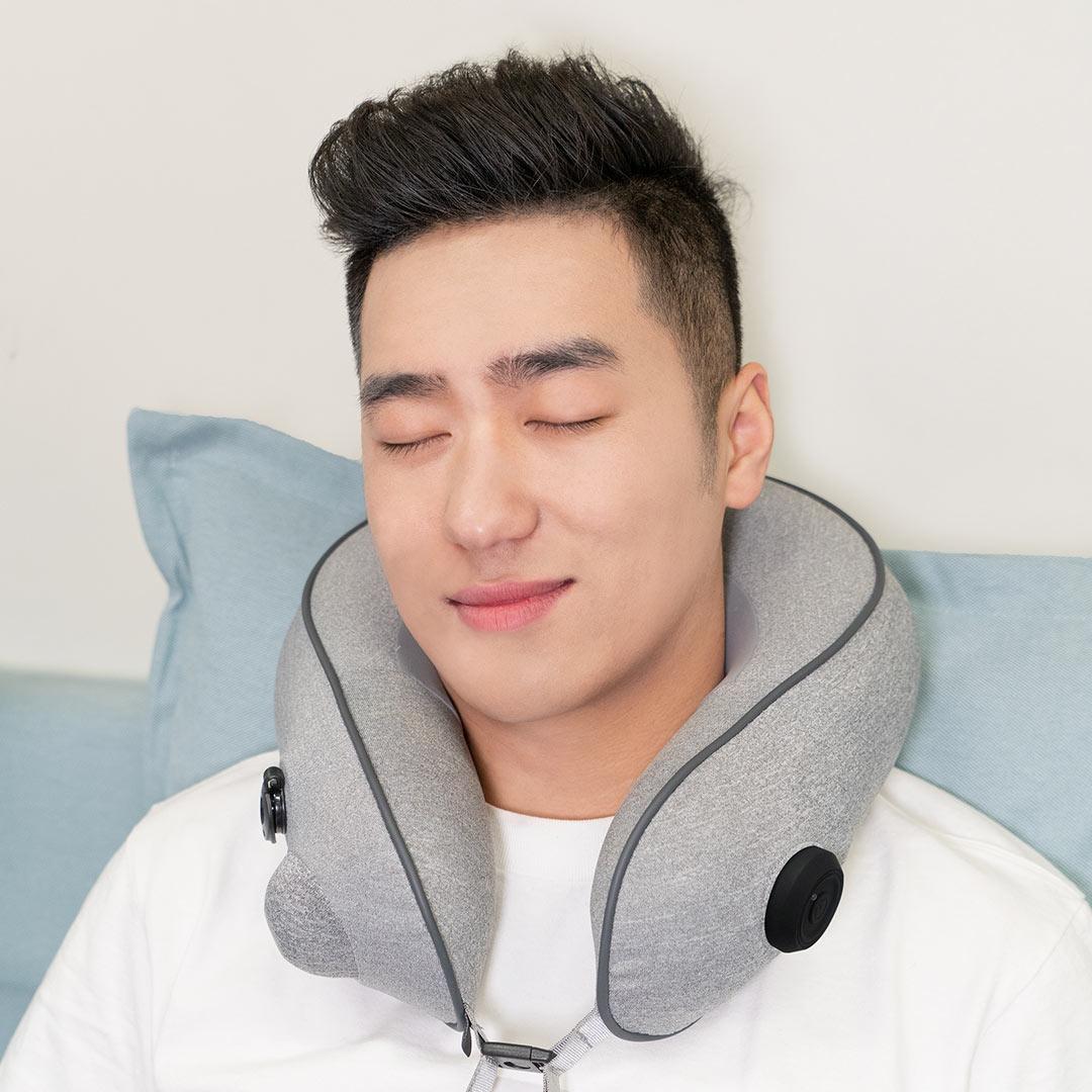 Gối massage cổ 3D Xiaomi Mijia ardor 8 bi