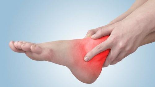 bệnh đau nhức chân,
