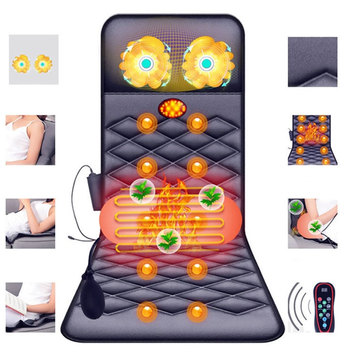 đệm massage toàn thân hồng ngoại