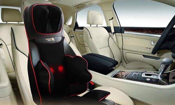 đệm massage xe hơi, ô tô