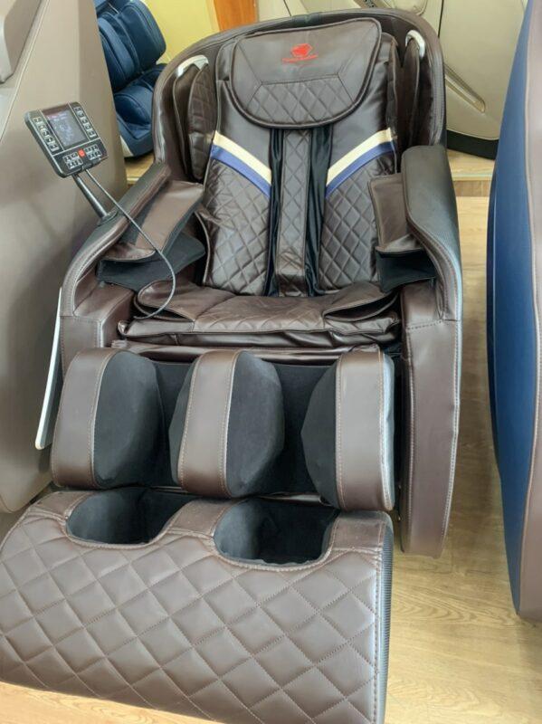 Ghế massage Thomas Hamilton Utra X30 màu nâu