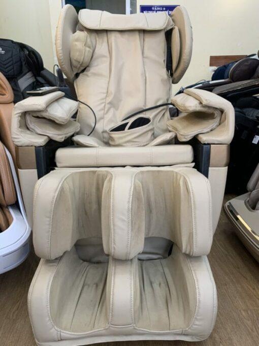 ghế massage thanh lý Kingsport 105B màu trắng