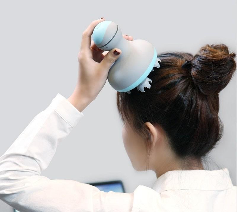 Máy massage đầu Xiaomi chống nước