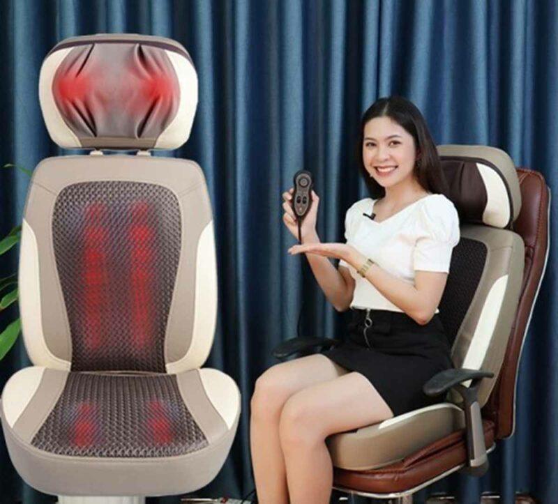 ưu điểm của đệm massage okia
